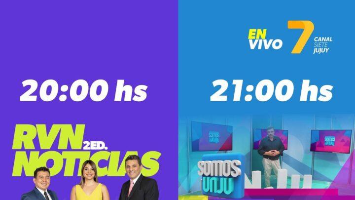 RVN Noticias – 2da. Edición 15/10/2021
